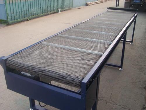 不锈钢网带打滑常见的原因?