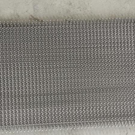 介绍下不锈钢网带最好不要在超高温下使用