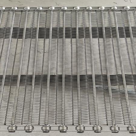 不锈钢网带最好不要在超高温下使用