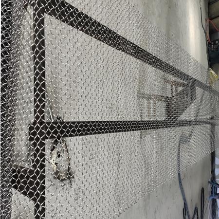 菱形网带的特点及用途有哪些?